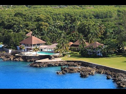 Exclusive Caribbean home in a prestigious beachfront community - La Romana