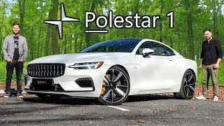 2021 Polestar 1 Review // The Car Powered By EVERYTHING