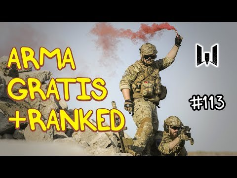 ARMA GRATIS Y RANKED A TOPE DE POWER - Warface #113 - Gameplay Español | JagueimeStar thumbnail