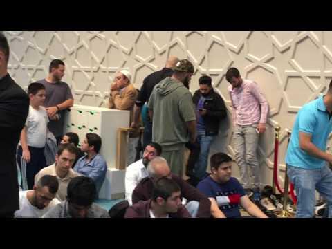 Erstes Eid-Gebet in der DITIB Zentralmoschee Köln   DİTİB KÖLN Merkez camide ilk bayram hutbesi