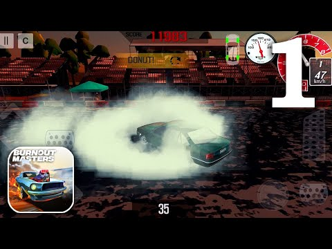 Burnout Masters Gameplay Walkthrough (Android,iOS) - Part 1