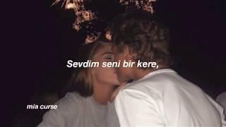 Teoman - Sevdim Seni Bir Kere (Şarkı Sözleri)