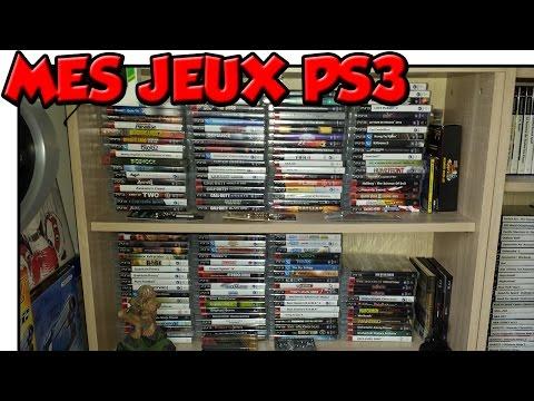 Présentation de mes 180 jeux PS3