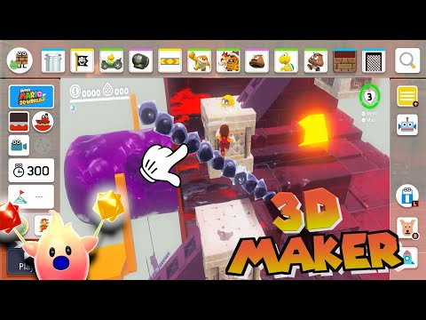 Will We Get a Mario Maker 3D!? (64, Galaxy, 3D World, and More!)