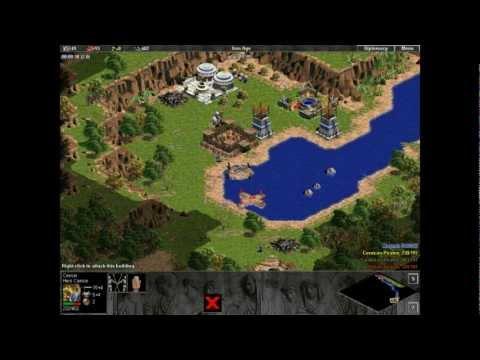 Ave Caesar. Mission 1. Caesar Vs Pirates. Age Of Empires. Hardest