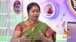 Star Kitchen show 24-11-2015 episode 109 Actress Sangeetha Balan Spl Cooking in tamil full hd youtube video 24.11.15 | Vendhar Tv Star Kitchen programs 24th November 2015