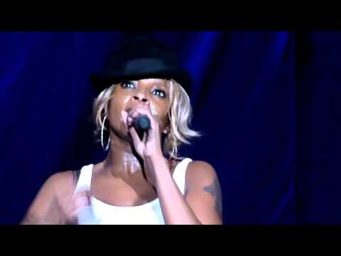 I'm Going Down, Take Me As I Am (Live) Mary J  Blige LG Arena 3rd November 2010 069