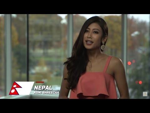 Girl Of Nepal
