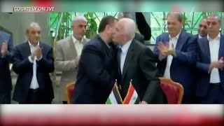 Akhirnya Hamas dan Fatah Sepakat Rekonsiliasi!!