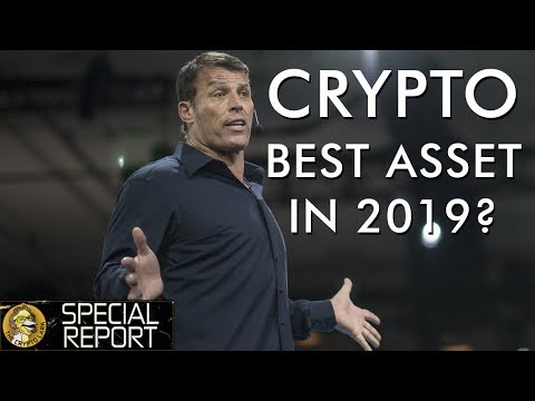 Tony Robbins & Is Bitcoin & Crypto The Best Investment of 2019?