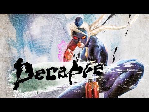 Прохождение Ultra Street Fighter IV (PC) #1 - Decapre