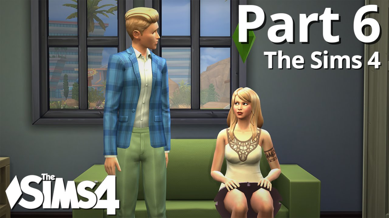 let 39 s play the sims 4 part 6 youtube. Black Bedroom Furniture Sets. Home Design Ideas