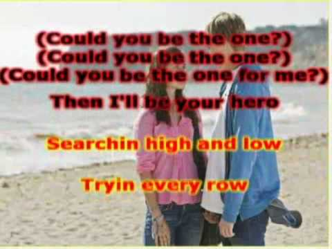 Sterling Knight - Hero (Karaoke)