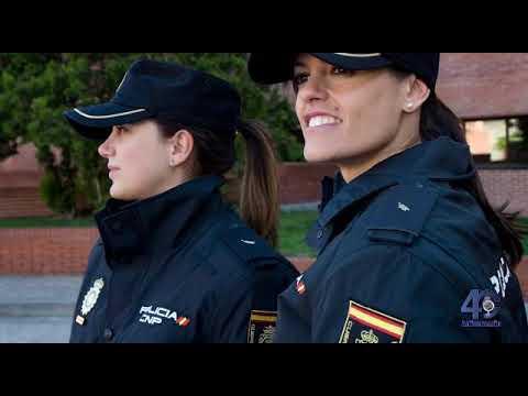 Vídeo promocional de los 40 años del ingreso de la mujer en la Policía Nacional