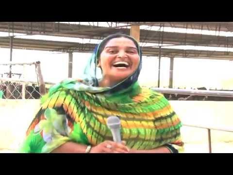 Best Women Dairy farmer | How Women can start Dairy Farming