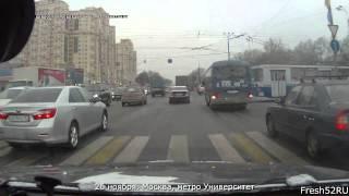 Подборка аварий на видеорегистратор 168 - Car Crash compilation 168 [18+]