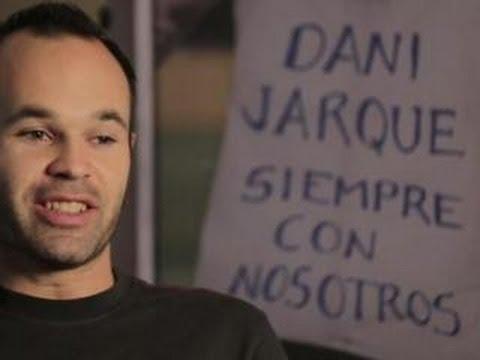 Marcats pel 21 - Dani Jarque