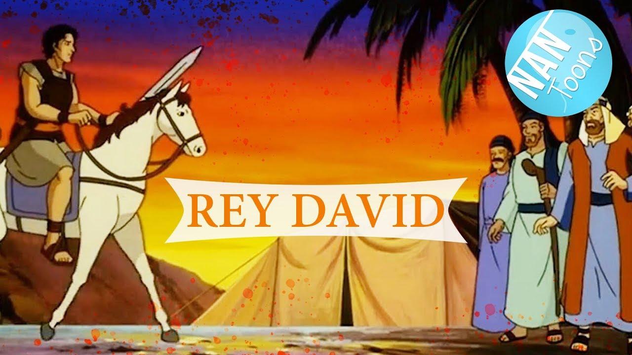 Ver REY DAVID | Toda la película para niños en español | KING DAVID | TOONS FOR KIDS | ES en Español