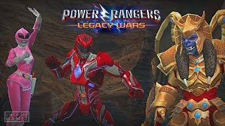Power Rangers: Legacy Wars - Best Power Rangers Fighting Game!