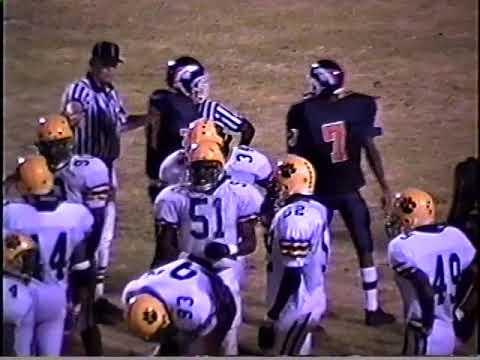 Miami Killian Vs Homestead 2000 Football @ Harris Field