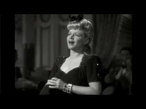 Claire Trevor--'Til You Return, 1942 song, Connie Russell
