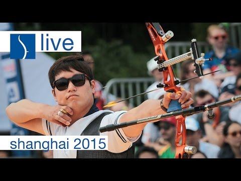 Live Session: Recurve Finals |Shanghai 2015