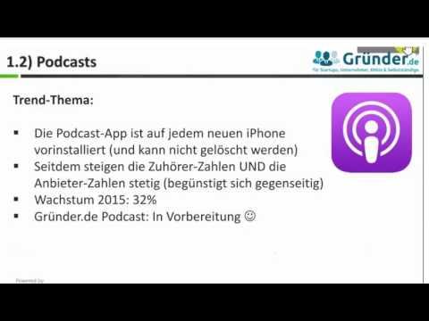 """Spannendes Webinar zum Thema """"Online Marketing 2016"""""""