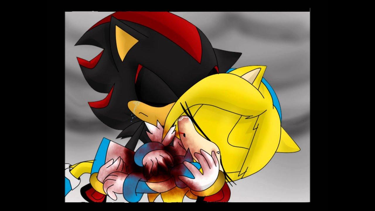 Mis sonic the hedgehog amv shadow y maria hedgehog - Sonic et shadow ...