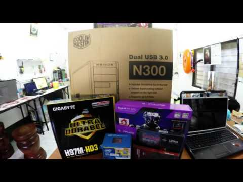 คอมพิวเตอร์ เล่นเกมส์ ราคา ไม่ถึง 25,000 บาท |-SID ComCare-|