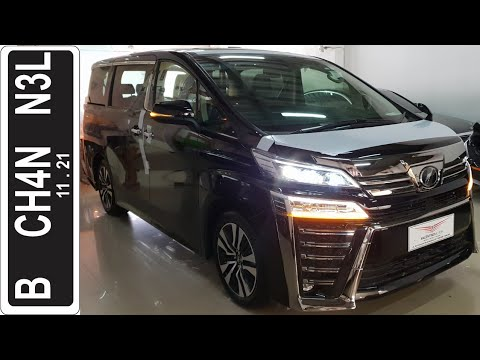 In Depth Tour Toyota Vellfire ZG Audioless [2nd Gen] Facelift (2018) - Indonesia