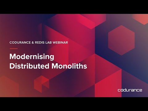 Modernising Distributed Monoliths