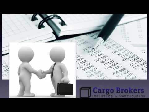 "SIA ""Cargo Brokers"" prezentācija"