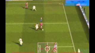 Korea vs China - World Soccer Winning Eleven 8 (Xbox)