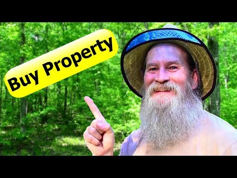 Find Homestead Property You Can Afford - 5 Steps To Country Life