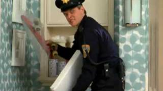 Secret Skateboard Stash - Law and Boarder - Zeke and Luther