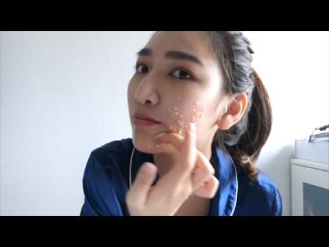 Kleenex Facial Tip: DIY  Honey Breakfast Mask by Jane Chuck