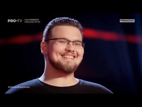 Daniel Tudor ● The Real Slim Shady 🎙 Vocea României 2019 (VIDEO)