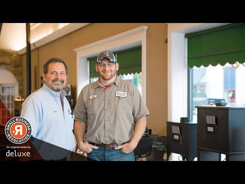 Century Old 'Schlemmer Bros' Gets Digital | Small Business Revolution - Main Street: S1E5
