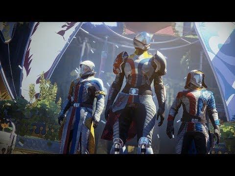 Destiny 2: Shadowkeep – Guardian Games – Gameplay Trailer