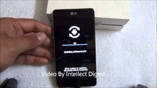Скачать LG Optimus Software Update Procedure Step By Step Video Tutorial