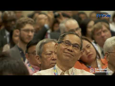 Opening Ceremony of the 7th Union Asia Pacific Regional Conference (Speech) 04/23/2019