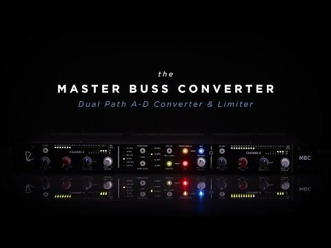 The MBC: Dual Path A-D Converter & Limiter