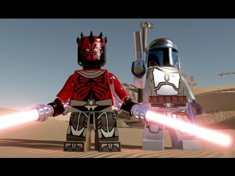 LEGO Star Wars: The Force Awakens - Prequel Trilogy DLC Pack - All ...