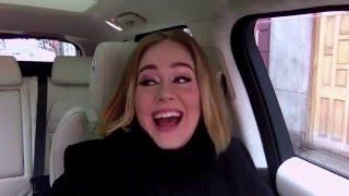 "Adele Sings Spice Girls - ""Wannabe"""
