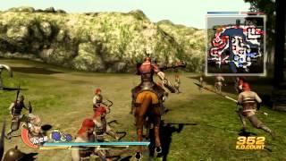 4:22 Dynasty Warrior 8 Fifth star weapon Taishi Ci Defeat Jia Xu's ...