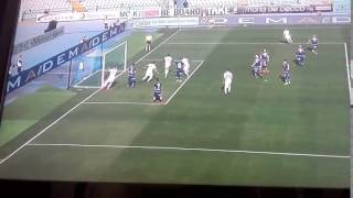 Video Gol Pertandingan Pescara vs Udinese