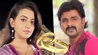 Good News !! Pawan Singh And Akshara Singh Get Married | Spicy Bhojpuri