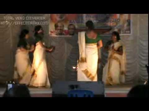 Thiruvathira By Pinky Girish And Party Kaithozham