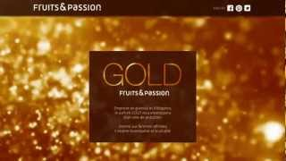 Fruits & Passion Gold Fragrance