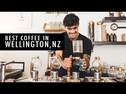 BEST COFFEE IN WELLINGTON, NEW ZEALAND